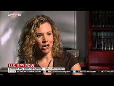 "Sky News (July 11, 2014): ""GAP's Jesselyn Radack Discusses US/German Spy Scandal"""