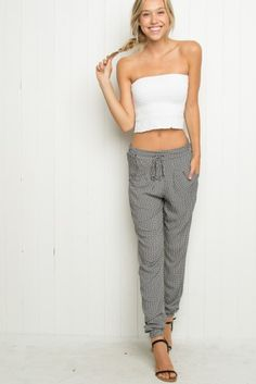 Brandy ♥ Melville | Lima Pants - Bottoms - Clothing