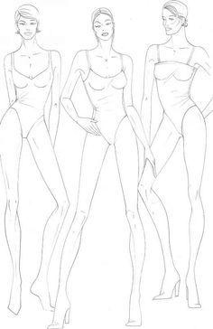 Fashion Figure Drawing ...