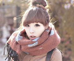 winter Ulzzang fashion