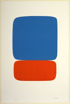Ellsworth Kelly. STARS AND STRIPES TODAY | Mark D. Sikes: Chic People, Glamorous Places, Stylish Things