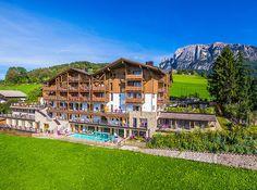 Hotel Emmy im Kurort Völs am Schlern im Schlerngebiet in den Dolomiten