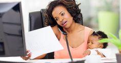 4 erros fatais das mães que trabalham em casa