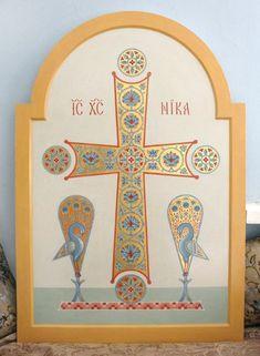 Photo Byzantine Icons, Ornaments Design, Gold Work, Orthodox Icons, Founding Fathers, Book Binding, Crucifix, Illuminated Manuscript, Fabric Art
