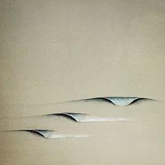 Peak set #customwaves #waves #surf #surfart #surfing #painting #art #reef #swell #trestles #artsy