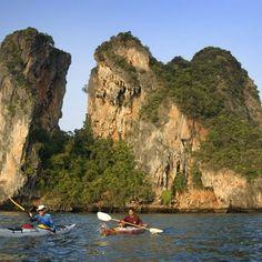 1 day kayaking in Phang Nga Bay (near phuket)