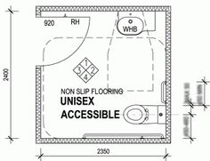 dimensions of a disabled toilet. How big or what size is a Disabled Accessible Toilet Shower Childcare accessible and ambulant toilets