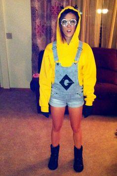 Minion costume :)