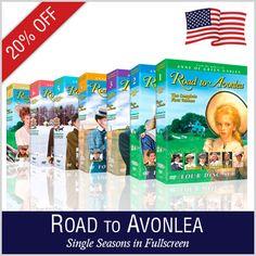 Get Road to Avonlea 20% off! This weekend only: http://shopatsullivan.com/standard-seasons