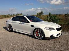 Bmw M5 F10, Bmw 535i, Bmw White, 3 Bmw, Bmw M Series, Chrome Cars, Bmw Love, Classy Cars, Best Luxury Cars