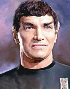 Ambassador Sarek from Journey to Babel Journey To Babel Film Star Trek, Watch Star Trek, Star Trek Series, Star Trek Tos, Star Wars, Enterprise Ncc 1701, Stars Then And Now, Geek Art, Big Star