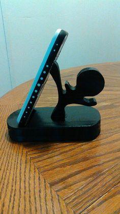 Ninja cell phone holder by BeaversKutz on Etsy