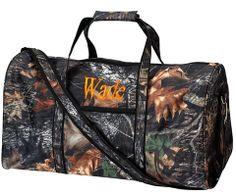 shoppersonalizedgifts - Woods Duffel Bag