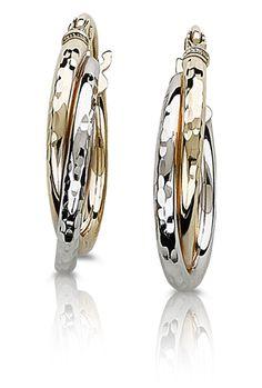 50pcs Brass Cubic Zirconia Rhinestone Earring Hooks 14K Gold French Earwire 16mm