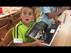I Want to EAT Your Books! | Ogle Elementary Library