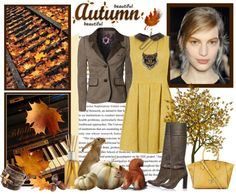 """""""Beautiful Autumn"""" by daisy1980 ❤ liked on Polyvore"""