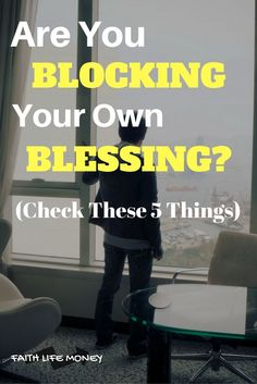 "Does it seem like you're ""doing everything right"" but still struggling financially? This could just be the answers you're looking for: http://faithlifemoney.org/are-you-blocking-your-blessing/"