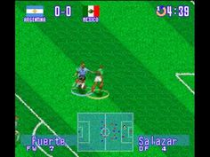 awesome  #1996 #deluxe #drive #Factor #factor5 #game #genesis #international #ISSD #isssd #juego #Konami #mega #megadrive #sega #soccer #superstar SEGA MEGA DRIVE: INTERNATIONAL SUPERSTAR SOCCER DELUXE http://www.pagesoccer.com/sega-mega-drive-international-superstar-soccer-deluxe/