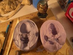 Picture of Mold Making: Two Part Silicone Mold