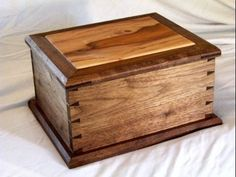 How to make basic box for beginning woodworkers part 2
