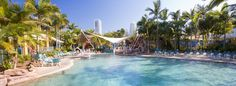 BYOkids Gold Coast family special. 7 nights in an apartment and a bonus Ripleys Believe it or Not family pass.