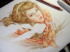 Dibujo de Jennifer Healy