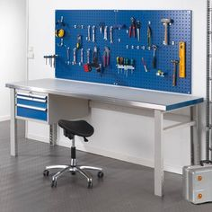 Among an efficient furniture product range, is a selection of storage cabinets and trolleys for workshops. The diverse range of workshop furniture is suitable to meet specific requirements. Most of the storage options come with secure locks. Trolleys are available with or without storage facility.