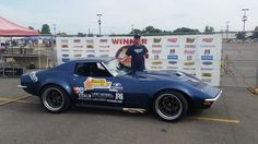 It was a hugely successful weekend for Forgeline at the Goodguys 18th PPG Nationals, in Columbus, this past weekend. 3 of the 5 finalists for Street Machine of the Year were on Forgeline wheels (including Sonny & Debbie Freeman's winning '67 Corvette), Danny Popp won the sponsor shootout in the autocross, and then to top it all off, Danny also won the Pro class in his '72 Corvette on Forgeline GA3R wheels! Great job, Popp! See more at: http://www.forgeline.com/customer_gallery_view.php?cvk=639