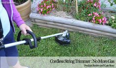 Everyone has yard work stories right? This is a cute one .. with a new product reveiw!