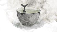 Päivi Hintsanen: A Peppermint Tea With a Whale II.