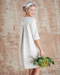 burda style, pattern, dress # not marry in the sixties style - as in this little boxe Diy Fashion, Ideias Fashion, Fashion Dresses, Burda Fashion, Fashion Online, Fashion Sewing, Sixties Style, Sixties Fashion, Short A Line Dress