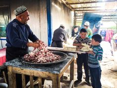 """Making delicious Samsas :) #Kashgar #Xinjiang #China #SilkRoad #adriennexplores #history #culture #travel #traveling #travelgram #travelling #instatravel…"" Eurasian Steppe, Show Beauty, Silk Road, Central Asia, Shops, Culture, China, History, Travel"