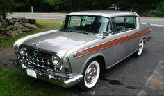 1957 Rambler Rebel Sedan