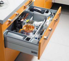 Kitchen Drawer Organization Ideas_31