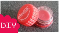 ✿ DIY Coca Cola Baby Lips ~ Maak Je Eigen Lipgloss en Container! ✿