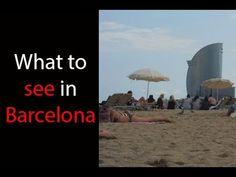 Barcelona has some of the most amazing architecture in the world. Make sure to check out Parque Guell, Sagrada Familia and all the other Gaudi buildings. Sto...