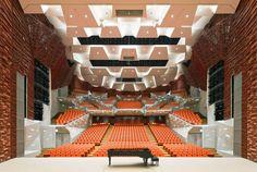 Yurihonjo City Cultural Center, Kadare - Architizer
