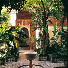 Morocco - Province of Marrakesh - Medina of Marrakesh