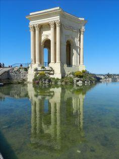ʀєʄℓєᏣɬɨσŋ (Château d'eau du Peyrou, Montpellier, Hérault)
