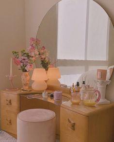 Pretty Room, Room Ideas Bedroom, Zen Bedroom Decor, Decor Room, Bedroom Inspo, Entryway Decor, Aesthetic Room Decor, Dream Rooms, My New Room
