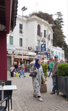 Spring Time, Morocco, Street View, Explore, Tangier, Exploring