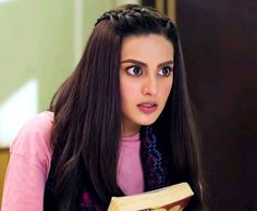 Curly Hair Designs, Curly Hair Styles, Iqra Aziz, Love Her, Hairstyle, Actors, Beauty, Hair Job, Hair Style