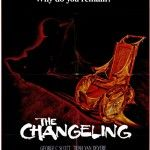 The Changeling 1980; George C. Scott - this movie is the perfect haunted house movie. No unanswered questions, no gore, no violence, just classic, scare your pants off, things that go bump in the night.