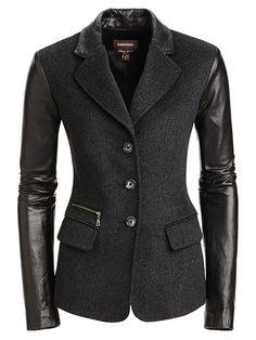 Danier : women : jackets & blazers : |leather women jackets & blazers 110050013|