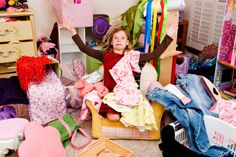 Dorothy The Organizer :: How Do I Begin to Declutter When I Feel Overwhelmed By My Stuff
