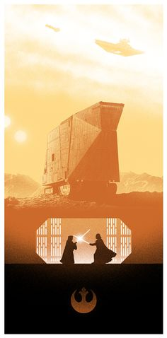 Marko Manev's New Star Wars Triptych Is Superb… Queue The Music | blurppy