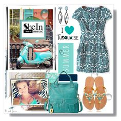 SheIn(sheinside) by bellamonica on Polyvore featuring polyvore fashion style clothing