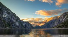 Eidfjord, Norway by The Talking Trails