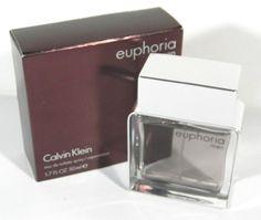 Euphoria Calvin Klein Men 1.7 oz Eau De Toilette Spray  #CalvinKlein