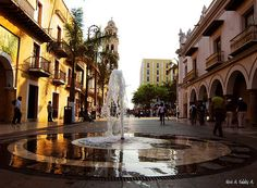 Veracruz, Mexico - the home of the original Kahlua!